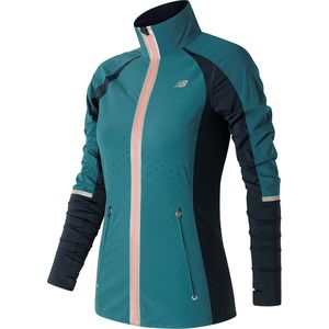 New Balance Precision Run Jacket - Women's