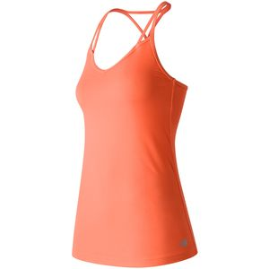 New Balance Strappy Bra Tank Top - Women's