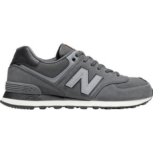 New Balance 574 Leather Shoe - Men's