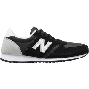 New Balance 420 Suede/Nylon Shoe - Women's