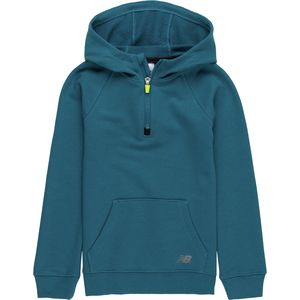 New Balance French Terry 1/4-Zip Hoodie - Boys'