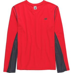 New Balance Atomic Performance Long-Sleeve T-Shirt - Boys'