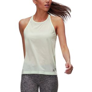 New Balance Q Speed Woven Tank Top - Women's