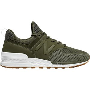 New Balance 574S Knit Sneaker - Men's