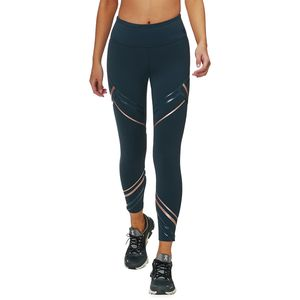 New Balance Printed Highrise Transform Crop 2.0 Tight - Women's