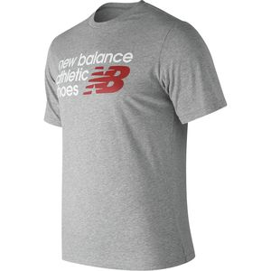 New Balance NB Athletics Shoe Box T-Shirt - Men's