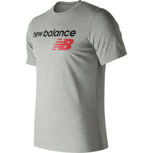 New Balance Nb Athletics Main Logo Short-Sleeve T-Shirt - Men's