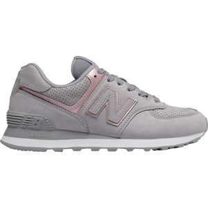 New Balance 574 Polished Nubuck Shoe - Women's