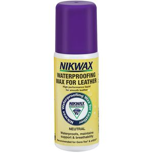 Nikwax Aqueous Smooth Leather Wax