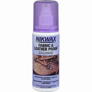 Nikwax Fabric & Leather Spray On Footwear Treatment