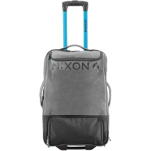 Nixon Weekender Carry-On 43L Rolling Gear Bag