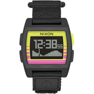 Nixon Base Tide Nylon Watch