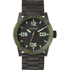 Nixon Private SS Matte Watch