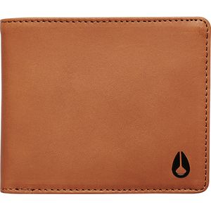 Nixon Cape Leather Coin Wallet - Men's