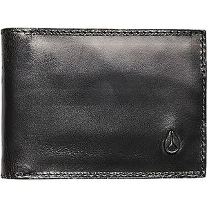 Nixon Rico Slim Card Leather Wallet - Men's