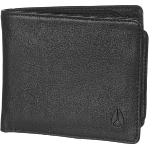Nixon Satellite Big Bill Bi-Fold ID Coin Wallet - Men's