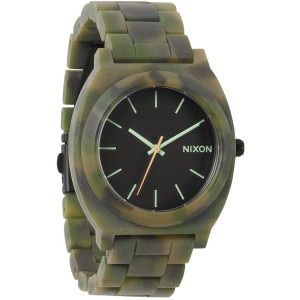 Nixon Time Teller Acetate Watch - Women's