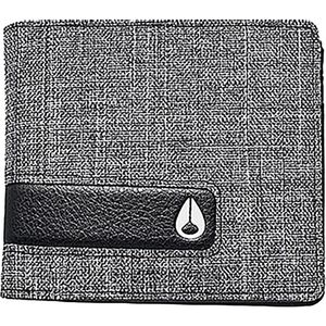 Nixon Showtime Bi-Fold Zip Wallet - Men's