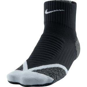 Nike Elite Running Cushion Quarter Socks