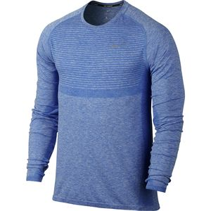 Nike Dri-FIT Knit Running Shirt - Men's