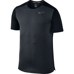 Nike Printed Dri-FIT Running Shirt - Men's