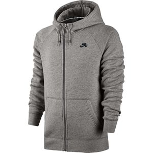 Nike SB Icon Full-Zip Hoodie - Men's