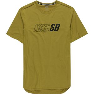 Nike Skyline Dri-Fit Cool GFX Short Sleeve T-Shirt  - Men's