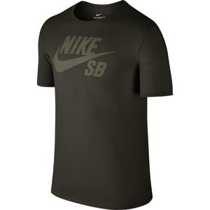 Nike SB Crew Logo Short Sleeve T-Shirt - Men's