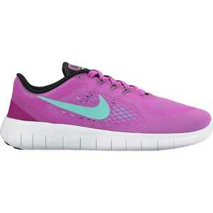 Nike Nike Free Running Shoe - Girls'