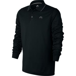 Nike SB Dry Polo Shirt - Long-Sleeve - Men's