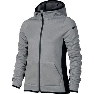 Nike Therma Training Full-Zip Hoodie - Girls'