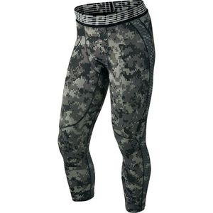 Nike Pro Hypercool Tight Digital Camo - 3/4-Length - Men's