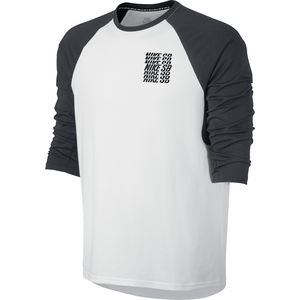Nike SB Dry GFX Top -3/4-Sleeve - Men's
