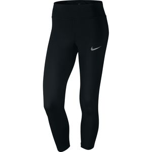 Nike Power Epic Lux Crop Mesh Tights - Women's
