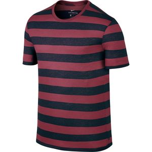 Nike SB Dry Stripe Print T-Shirt - Men's