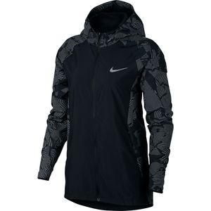 Nike Flash Essential Hooded Jacket - Women's
