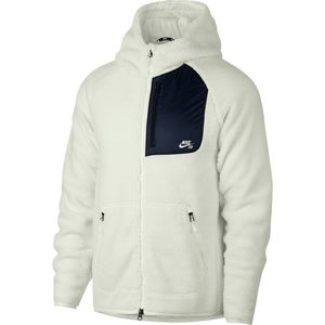Nike SB Everett Sherpa Full-Zip Hoodie - Men's