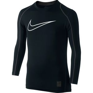 Nike Hypercool Fitted Long-Sleeve Shirt - Boys'
