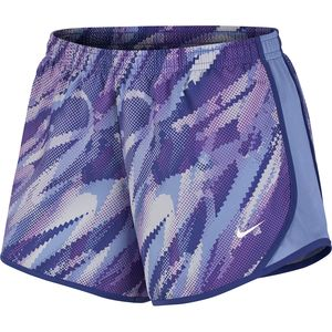 Nike Tempo Allover Print 2 Short - Girls'