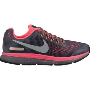 Nike Zoom Pegasus 34 Shield Running Shoe - Girls'