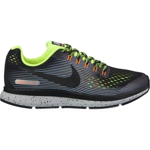 Nike Air Zoom Pegasus 34 Shield Running Shoe - Boys'
