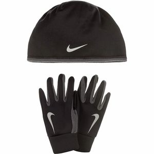Nike Run Thermal Hat and Glove Set