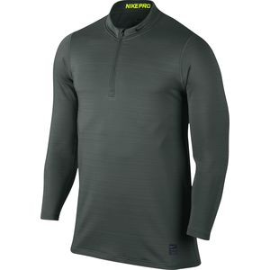 Nike Pro Warm 1/4-Zip Fitted Top - Men's