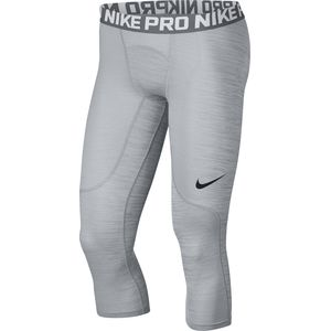 Nike Pro 3/4 Heather Tight - Men's