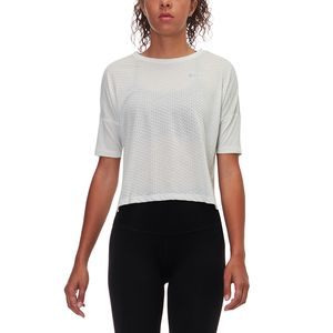 Nike Tailwind Cool Short-Sleeve Top - Women's