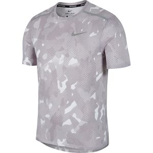 Nike Breathe Rise 365 Tailwind Printed Top  - Men's