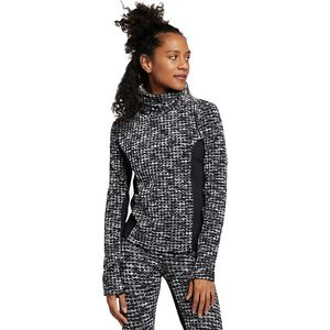 Nike Pro HyperWarm Long-Sleeve Brushed Top - Women's