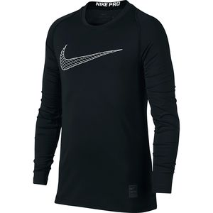 Nike Pro Long-Sleeve Fitted Top - Boys'