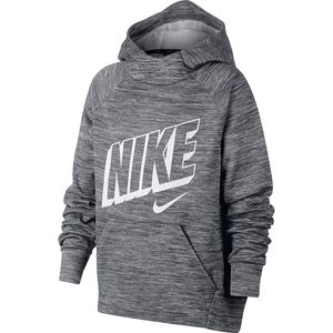 Nike Therma Graphic Pullover Hoodie - Boys'