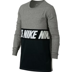 Nike Long-Sleeve Av15 Block T-Shirt - Boys'